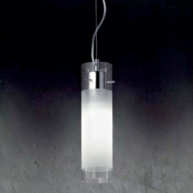 Ideal Lux FLAM SP1 SMALL lampe suspendue
