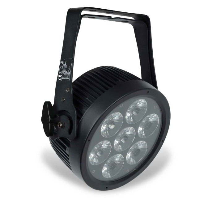 Showtec Compact LED PAR 7/15 Q4