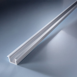 Aluminium profile 1200mm, deep