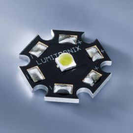 Cree XP-L V5 SMD-LED with PCB (Star), 460lm, 6200K, CRI 60