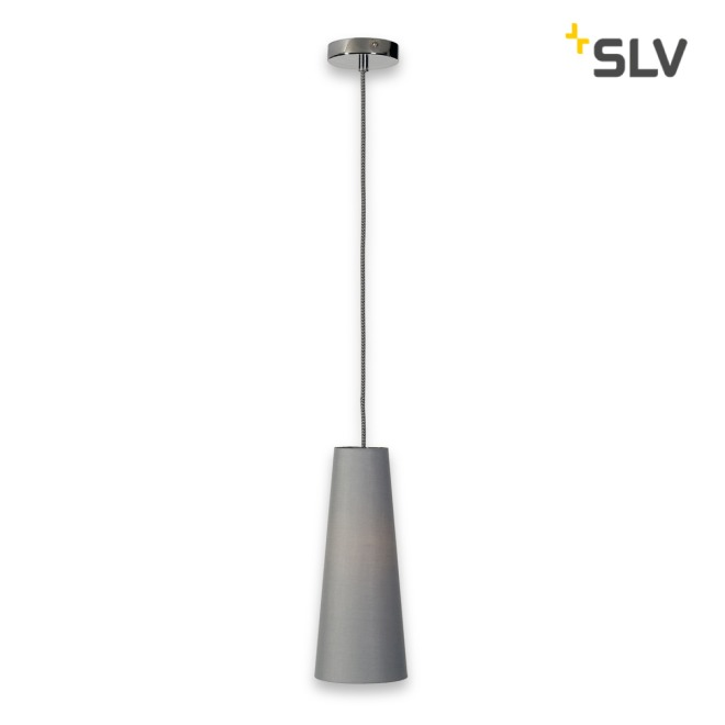 SLV SOPRANA CONE pendant light PD-1 grey