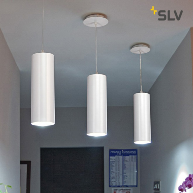 SLV ENOLA pendant light white