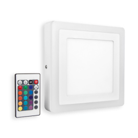 Osram LED COLOR + WHITE Square 19W