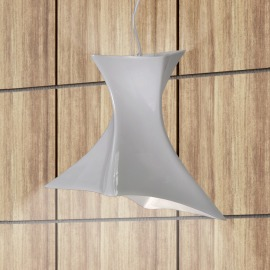 Mantra lampe suspendue TWIST 1L ciment
