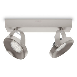 Philips myLiving Spot Spur 2-flammig