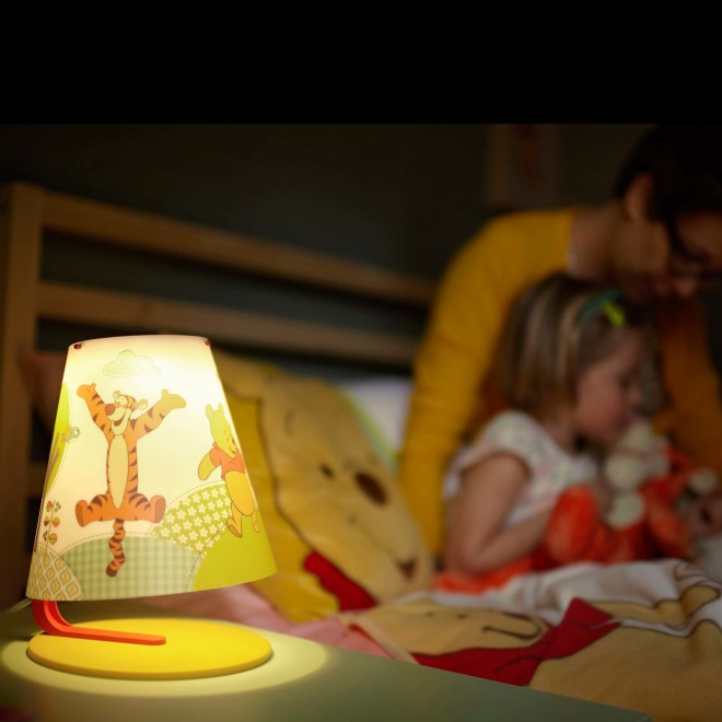 Philips Disney Winnie Puuh Lampe de table