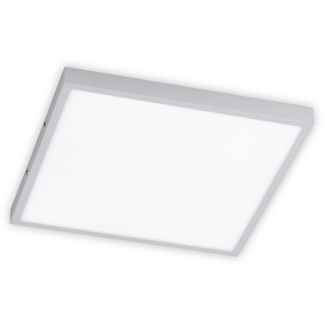 Fischer & Honsel ceiling light Cassa, square large