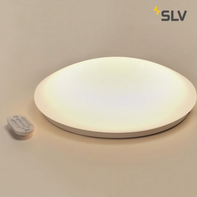 SLV LIPSY 50 M COLOR CONTROL wall and ceiling light RGBW