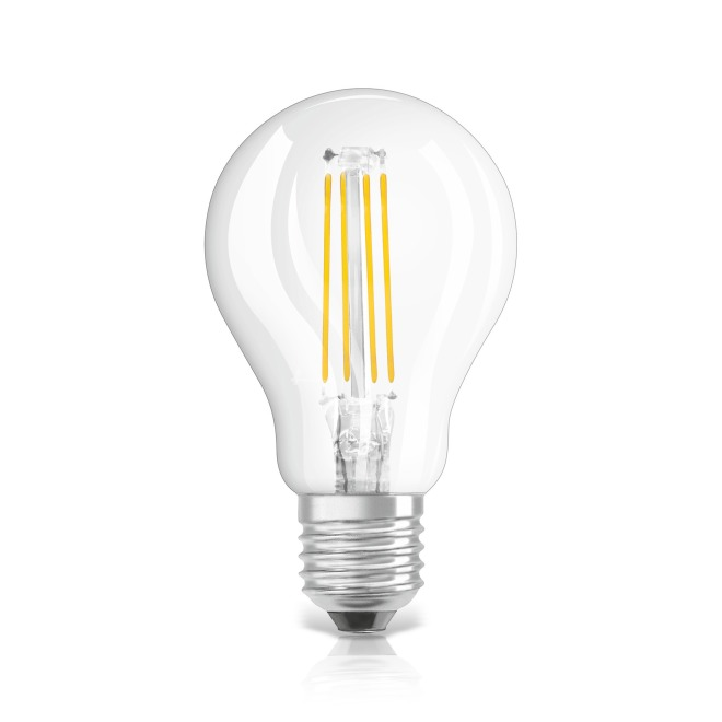 Osram LED SUPERSTAR FILAMENT klar DIM CLP 40 4,5W 840 E27