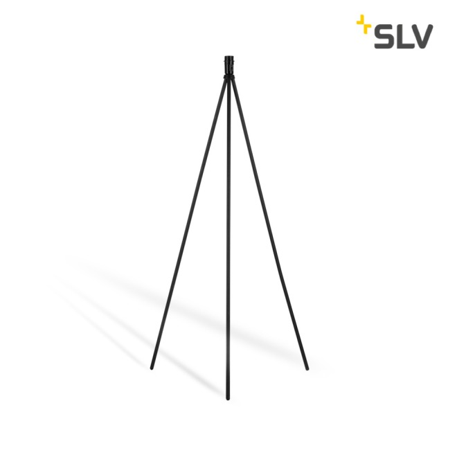 SLV FENDA MIX&MATCH Floor Lamp, Without Shade, black