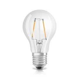 Osram LED STAR FILAMENT clear CLA 25 2.5W 827 E27 non-dim