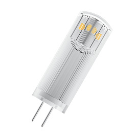 Osram LED STAR PIN 20 klar 1,8W 827 12V G4