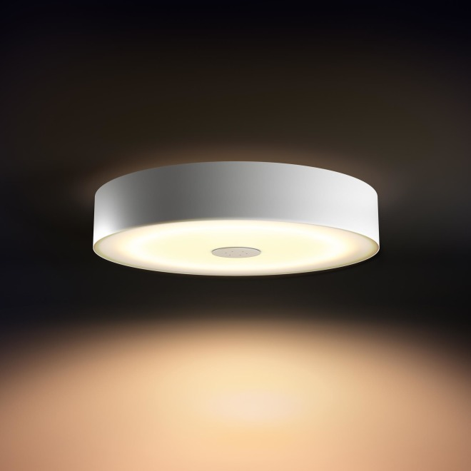 Pæn Philips hue Fair LED ceiling light white - Ceiling lights OA71