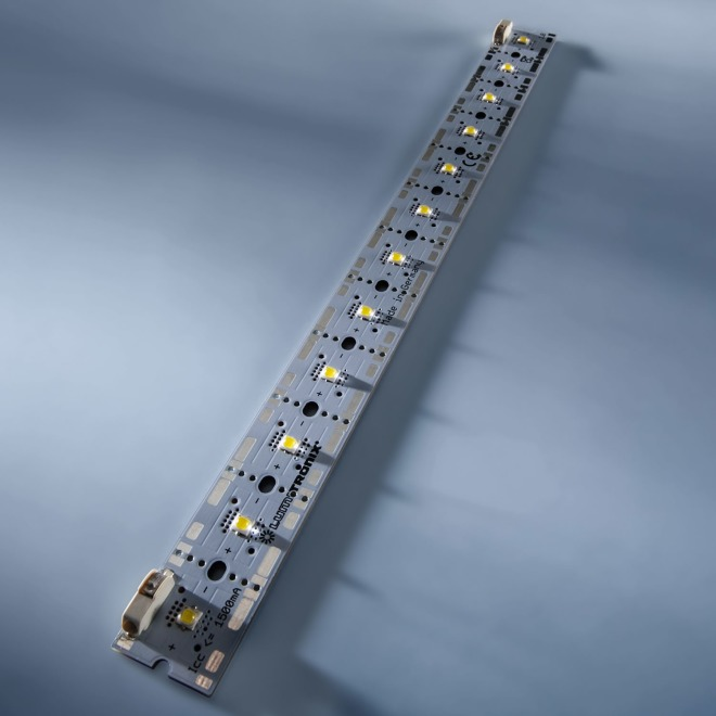 PowerBar V2 LED Module Aluminium warm white 3000K 2268lm 12x  Nichia NCSL219AT-H3 LEDs 24cm