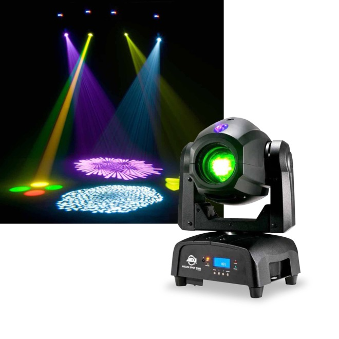 ADJ Focus Spot TWO LED Moving Head