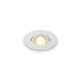 SLV NEW TRIA MINI DL ROUND SET Downlight white