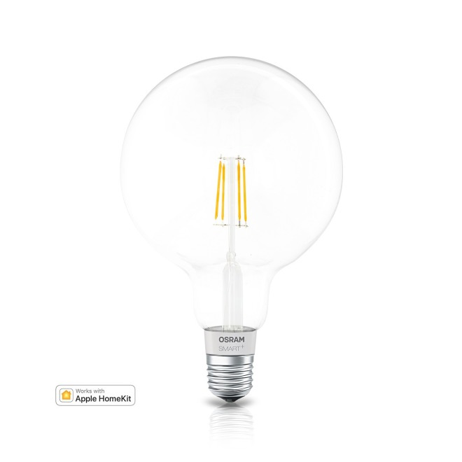 Osram SMART+ APPLE HOME KIT FILAMENT GLOBE60 E27 DIM
