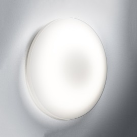 Osram ORBIS LED Wall and Ceiling Light IP44 400mm 21W Sensor