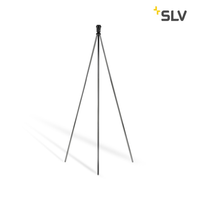 SLV FENDA MIX&MATCH Floor Lamp, Without Shade, chrome