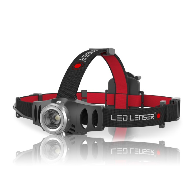 Ledlenser H6R LED Head Lamp, black