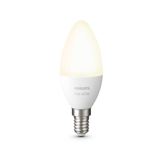 Philips Hue White LED E14 Doppelpack