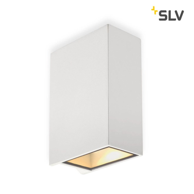 SLV QUAD 2 XL wall light white
