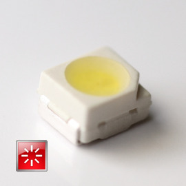 Osram Top SMD-LED, 6lm, rot