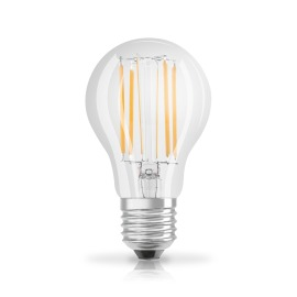 Osram LED SUPERSTAR FILAMENT klar DIM CLA 75 8,5W 827 E27 Bild