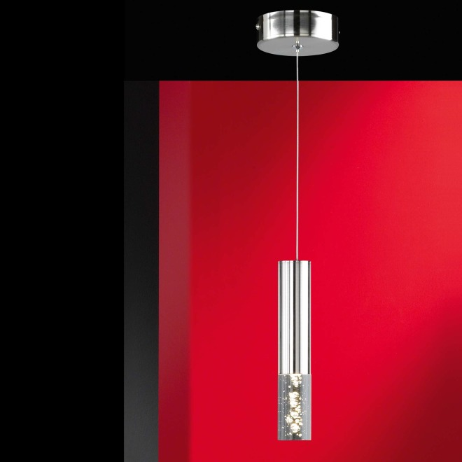 Fischer & Honsel lampe suspendue Bubble, 1-flammes
