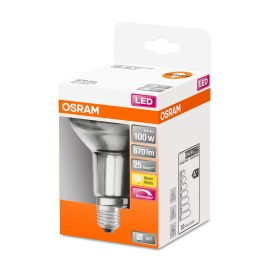 Osram LED SUPERSTAR R80 100 DIM 36° 9,6W 827 E27
