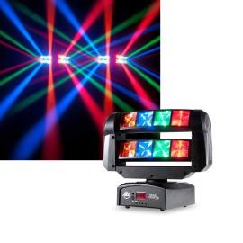 ADJ Crazy Pocket 8 LED Moving Head