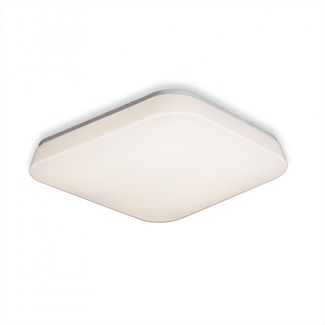 Mantra ceiling light QUATRO 25cm 5000K