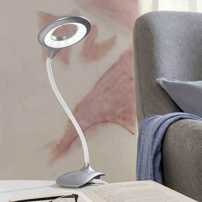 ESTO lampe de table KOKO argent