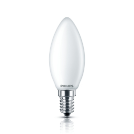 Philips Classic LEDcandle 2,2-25W B35 E14 matt