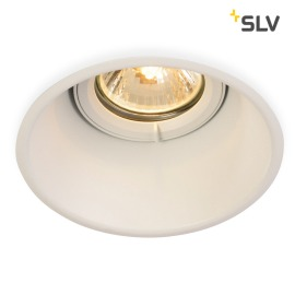 SLV HORN -T GU10 Downlight blanc