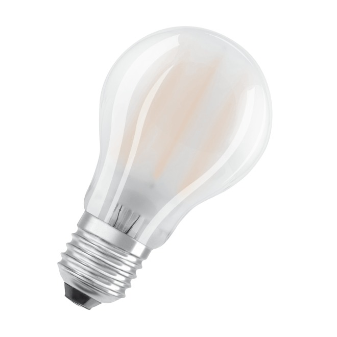 Osram LED SUPERSTAR RETROFIT matt DIM CLA 75 8,5W 840 E27