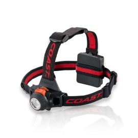 Coast HL27 dimmable LED headlamp, focusable