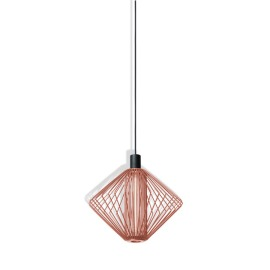 Wever & Ducré Pendant Light Wiro Diamond copper