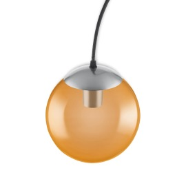 LEDVANCE 1906 Lampe Suspendue BUBBLE PENDANT G 20 ORANGE