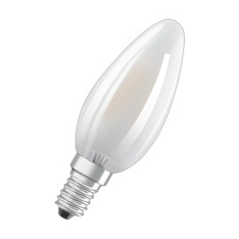 Osram LED STAR RETROFIT matt CLB 40 4W 865 E14 non dim