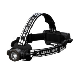 Ledlenser H7R Signature LED Headlamp, Dimmable, Rechargeable, Bluetooth, IP67