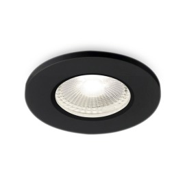 SLV Kamuela LED Downlight 4000K 7cm black