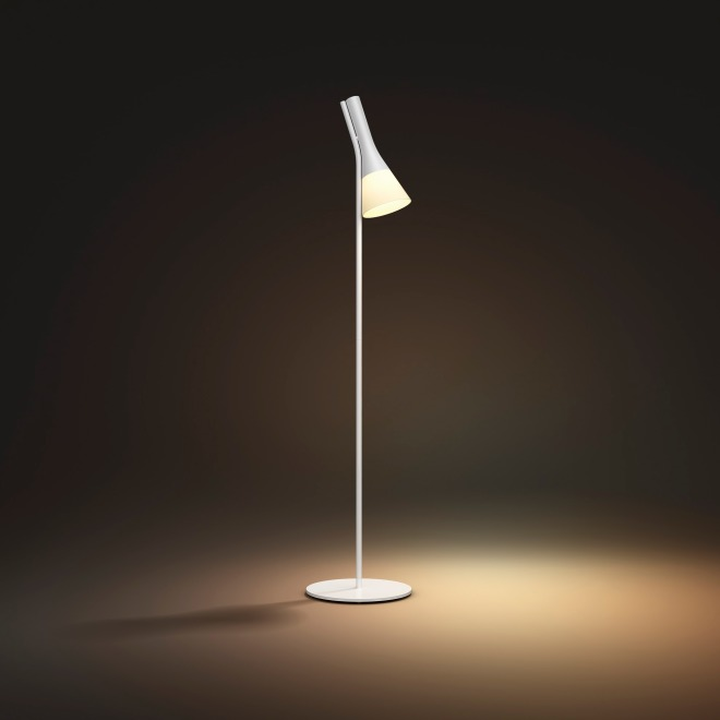 Philips Hue Explore Led Floor Lamp White Philips Hue Luminaires