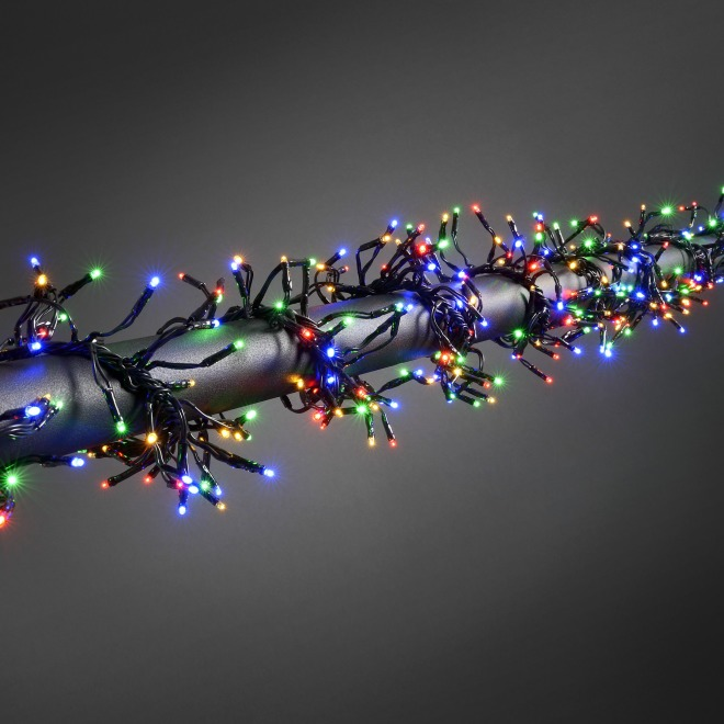 fairy light, multifunction, multicolor, 6.2m (144 leds)