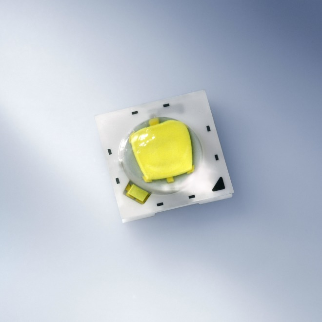 Nichia NVSL219A-H1 84lm warmwhite, with PCB (10x10mm)