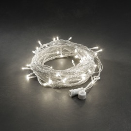 Konstsmide LED System 24V - LED fairy light warm-white, 100 LEDs