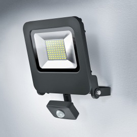 Osram LED Floodlight 50W 830 grey Sensor