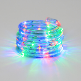LED-Schlauch RGB, 72 bunte LEDs