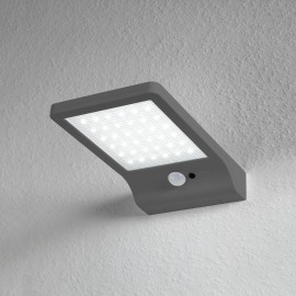 Osram DoorLED Solar Wall Light silver