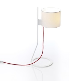 Steng Lampe de Table LOFT SMALL blanc